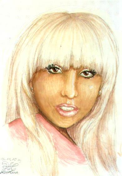 Lady Gaga par LadyGlamorous